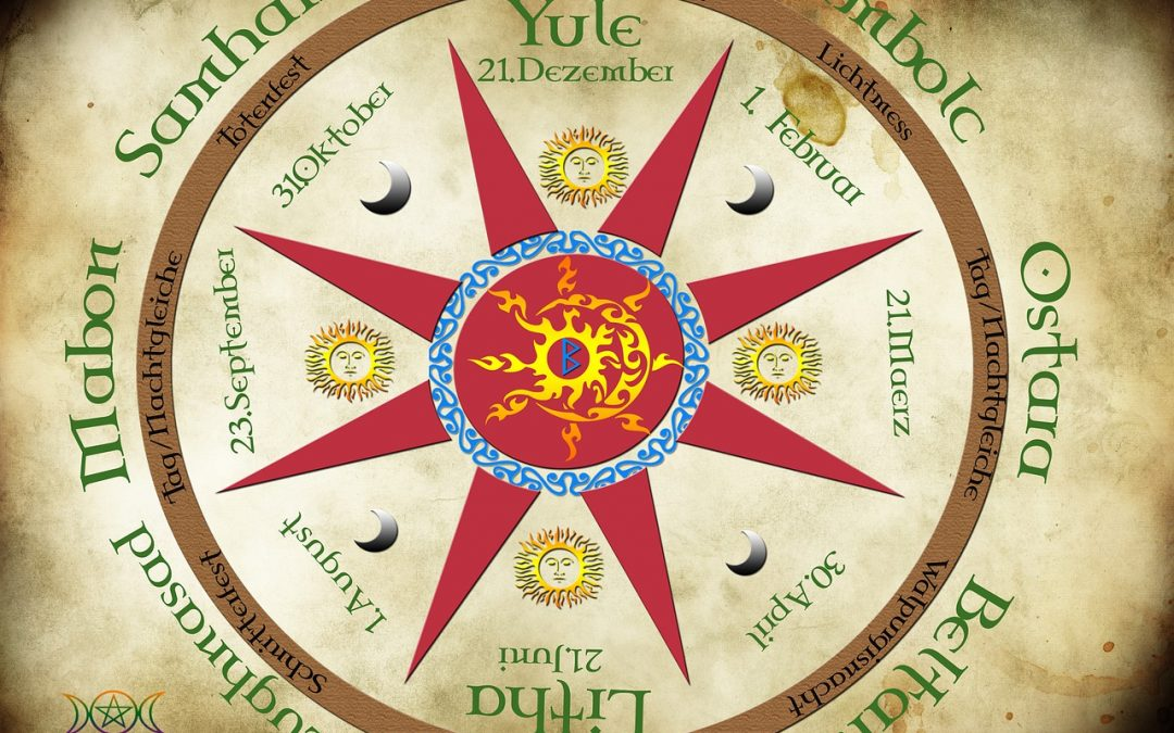 solstice ,fêtes païennes, célébrations, rituel