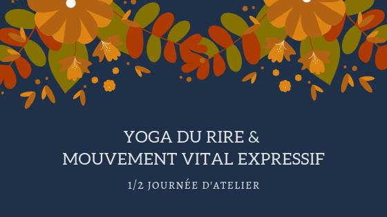 Atelier Rio et Yoga du rire